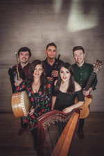 irish spring Band 5 Personen