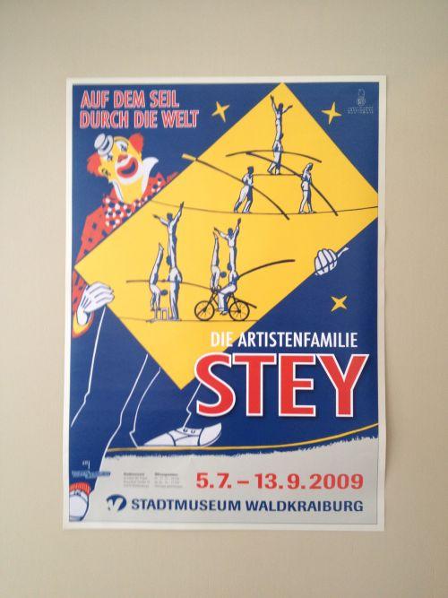 Artistenfamilie Stey