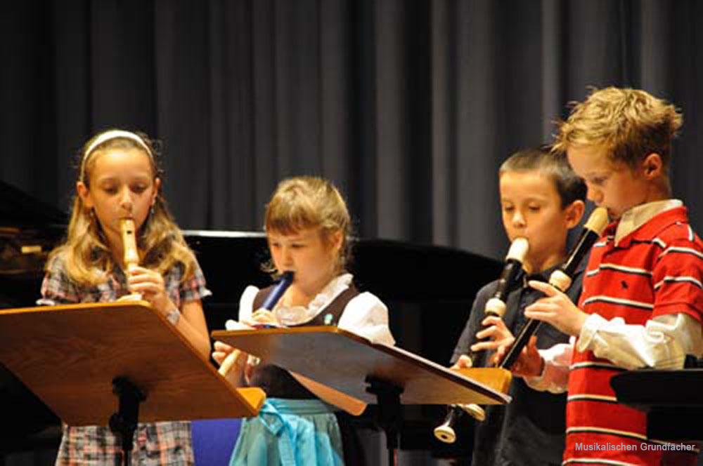 Musikalische Grundausbildung