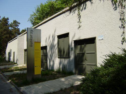 Bunker 29, außen