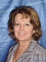 Portraitfoto der Musikschullehrerin Agnes Burger