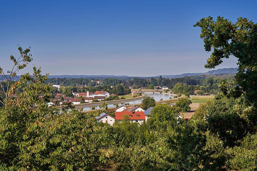 Aussicht Niederndorf