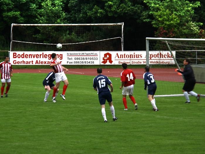 Jahnstadion - Fussball