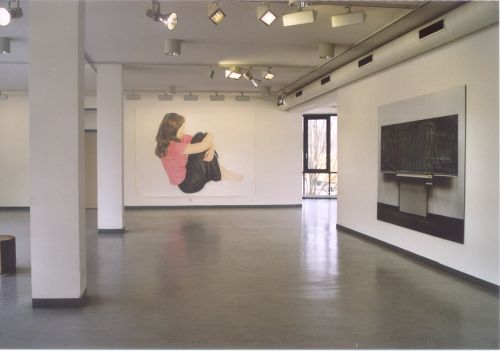 Übersichtsfoto der Räumlichkeiten der Städtischen Galerie