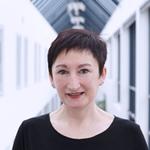 Portraitfoto Claudia Gelaschwili