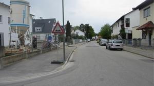 Grundstücksanschluss Hirschberger Straße