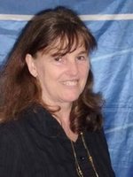 Portaitfoto der Musikschullehrerin Junker-Bratfisch Claudia