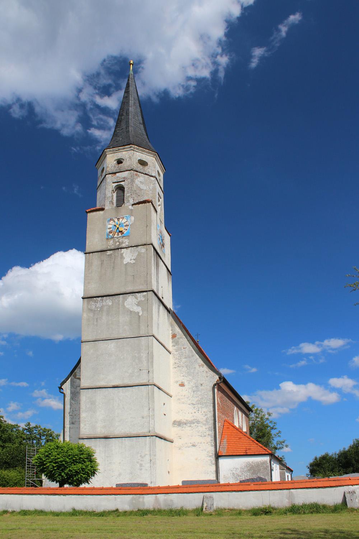 Kuratiekirche St. Martin