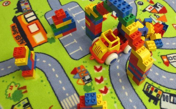 Lego Duplo Spielestunde