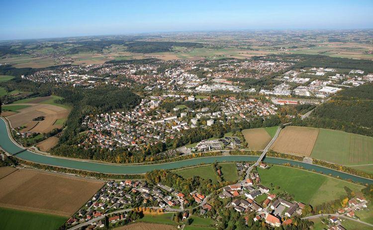 Luftbild Wkbg