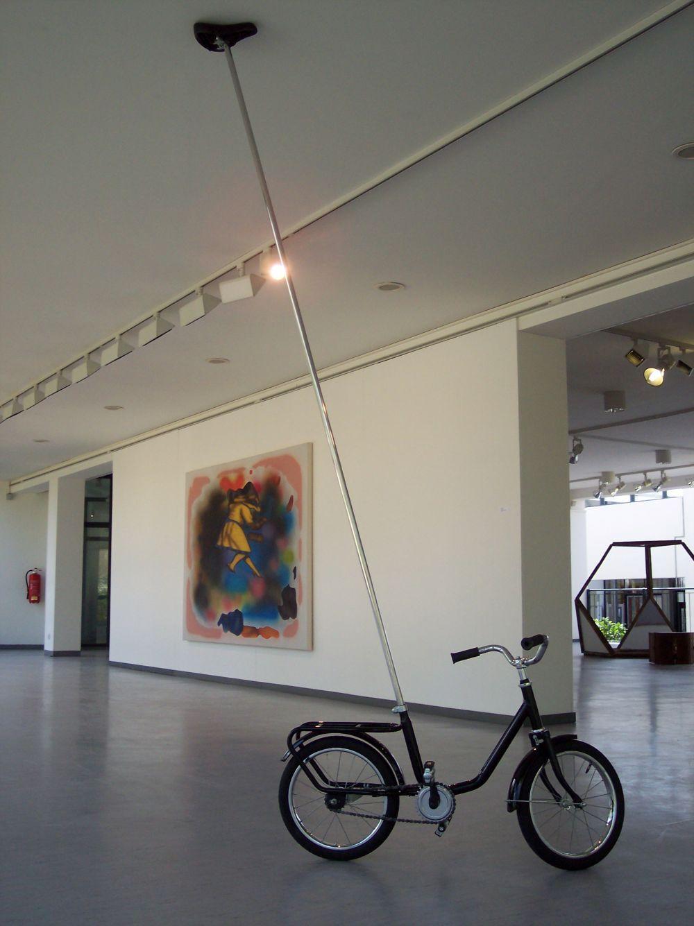 Blick in die Ausstellung von Madame Réalité