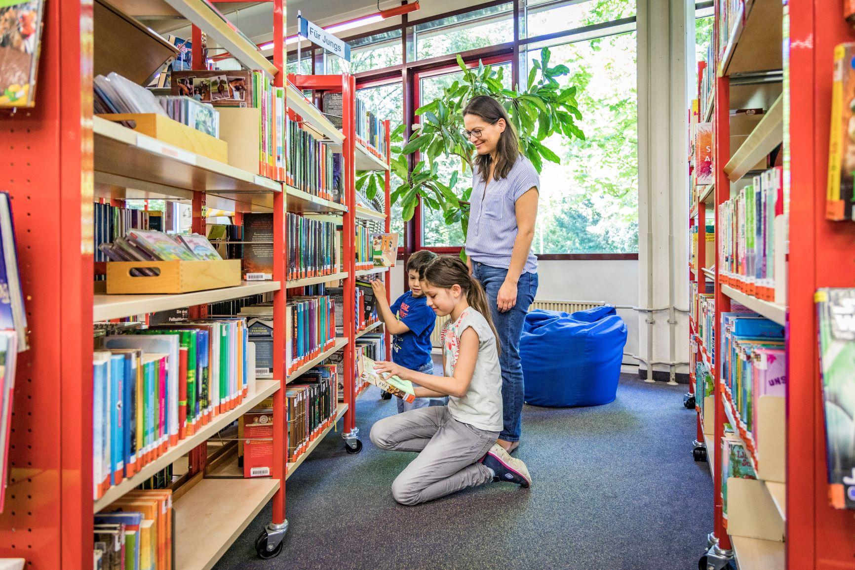 Stadtbücherei Waldkraiburg
