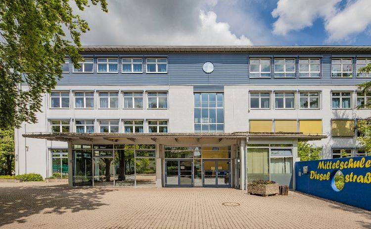 Mittelschule Dieselstrasse