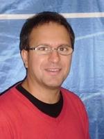 Poratitfoto des Musikschullehrers Moravsky Gregory