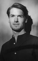 Portraitfoto von Anselm Oelze