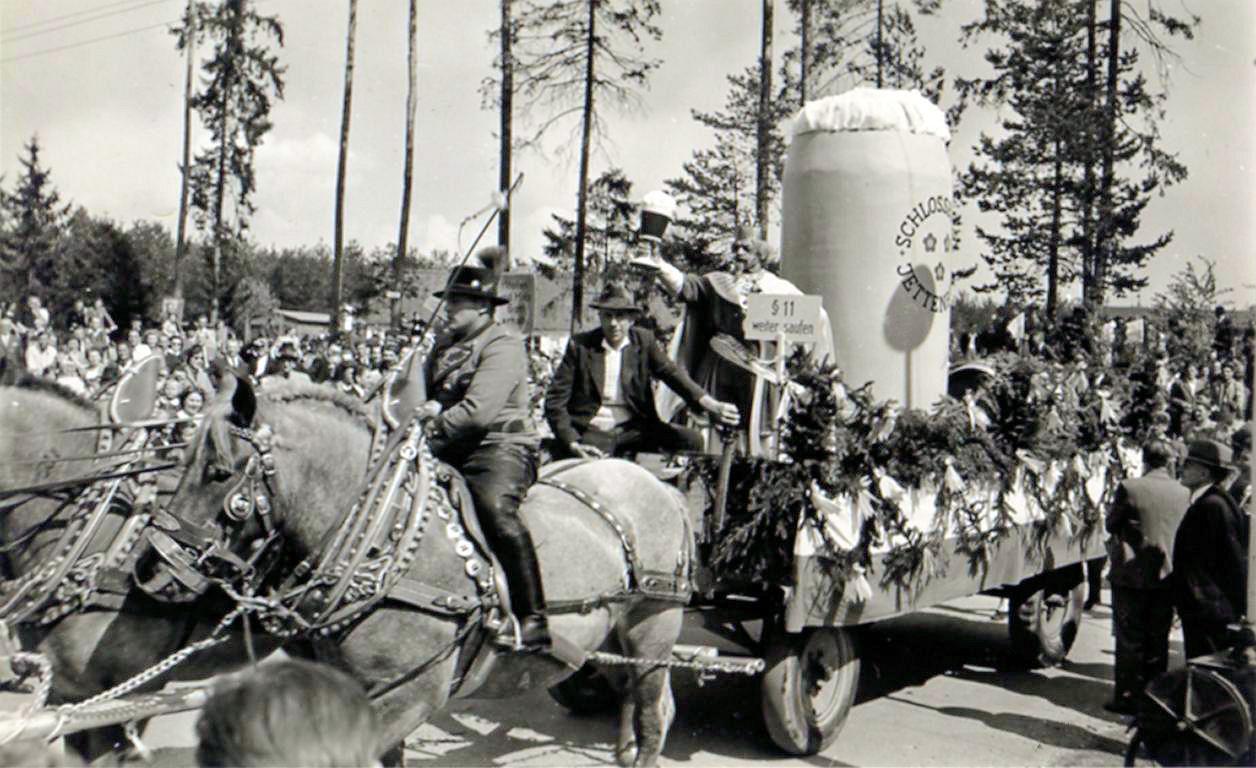 Feierlichkeiten 1951