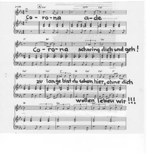 Corona - song