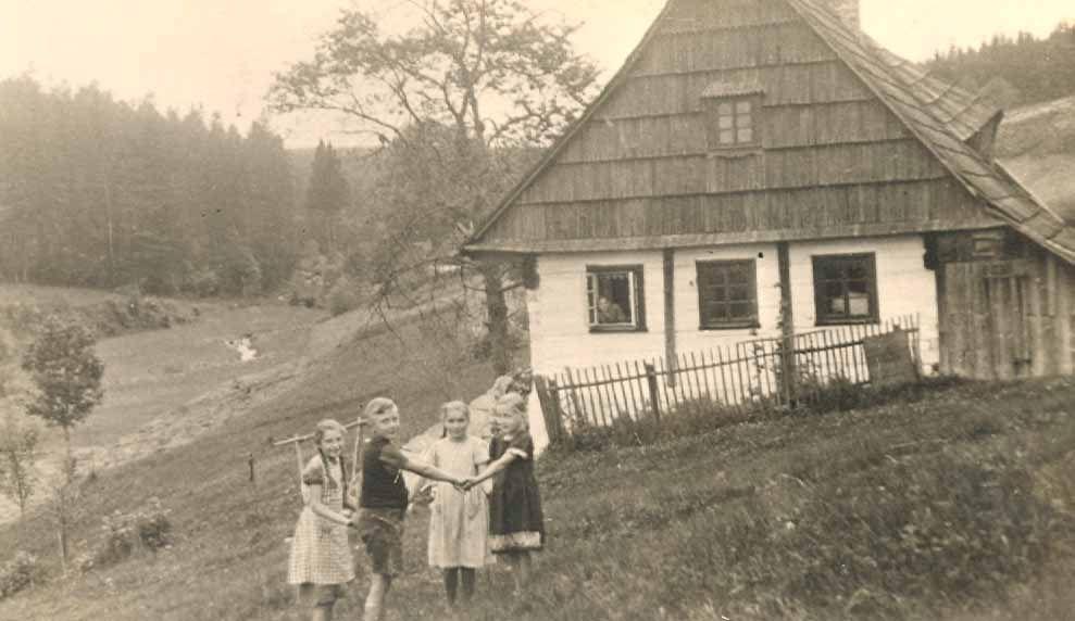 Sonderausstellung in Králíky, Nordböhmen