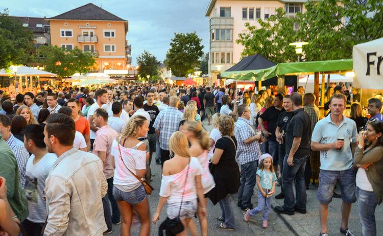Stadtfest 1