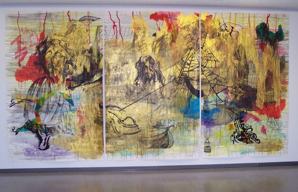 Ausstellungsfoto von Svenja Kreh