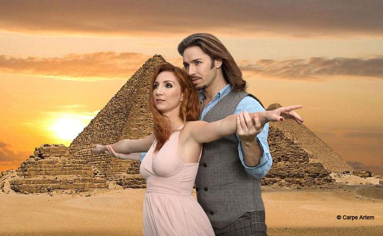 Tod Auf Dem Nil Pyramide 1