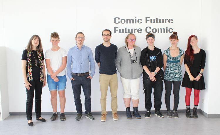 Vernissage Comic Future 13 2
