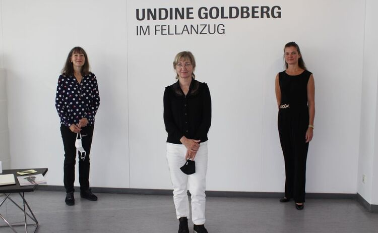 Vernissage Undine Goldberg 10