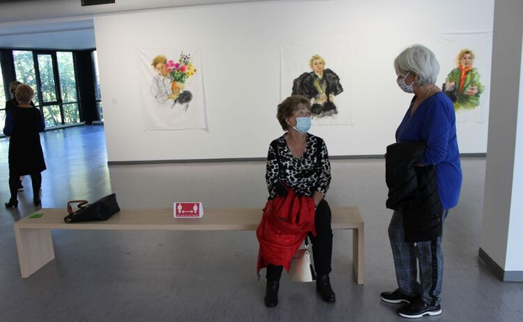 Vernissage Undine Goldberg 5 1