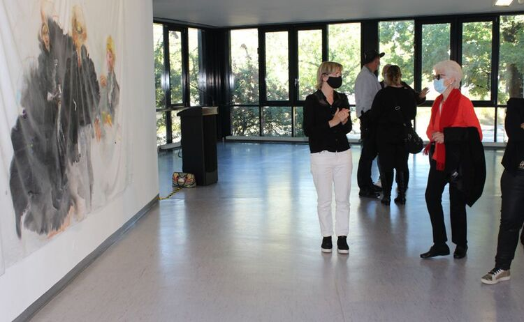 Vernissage Undine Goldberg 6