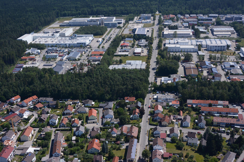 Luftbild Schilcherlinie