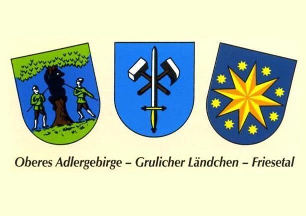 Wappen Patenschaft Adlergebirge