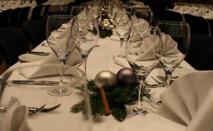 Weihnachtsfeier Grosser Saal