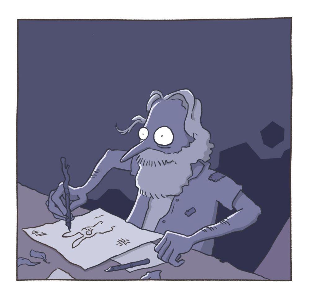 Workshop  Comic zeichnen