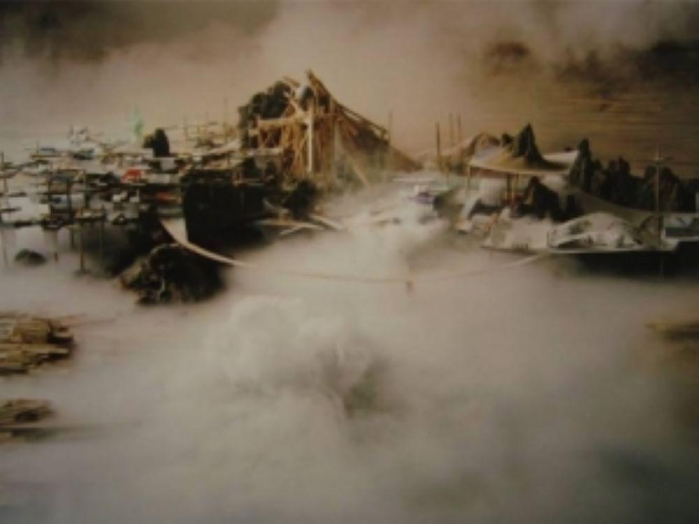 Ausstellungsfoto von Yuan Shun